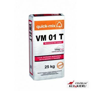 Zaprawa murarska VM 01 T 25KG QM